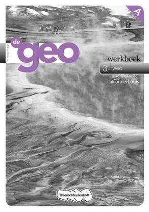 Afbeeldingen van De Geo 3 vwo Combipakket Werkboek + totaallicentie