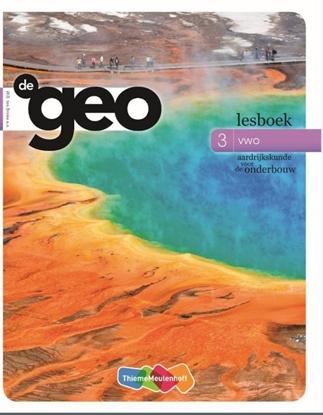 Afbeeldingen van De Geo 3 vwo Lesboek