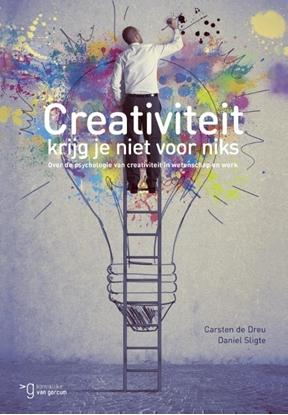 Afbeeldingen van Creativiteit krijg je niet voor niets