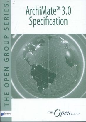 Afbeeldingen van The open group series ArchiMate® 3.0 specification
