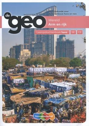 Afbeeldingen van De Geo Arm en Rijk bovenbouw havo Leeropdrachtenboek