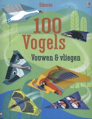 Afbeeldingen van 100 vogels vouwen & vliegen