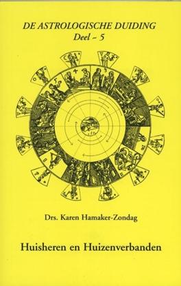 Afbeeldingen van De astrologische duiding Huisheren en huizenverbanden