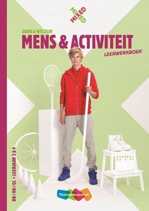 Afbeeldingen van Mens en activiteit Leerwerkboek BB/KG/GL leerjaar 3 & 4
