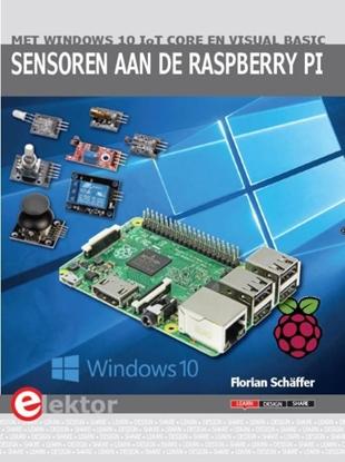 Afbeeldingen van Sensoren aan de Raspberry Pi 2