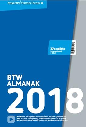 Afbeeldingen van Nextens BTW Almanak 2018