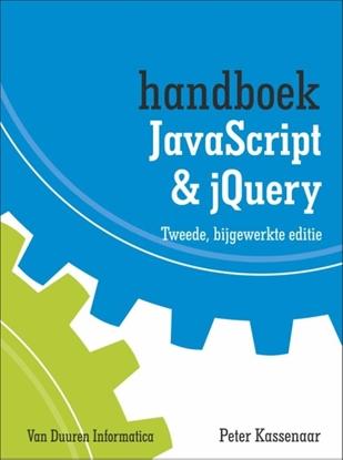 Afbeeldingen van Handboek JavaScript & jQuery