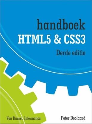 Afbeeldingen van Handboek HTML & CSS