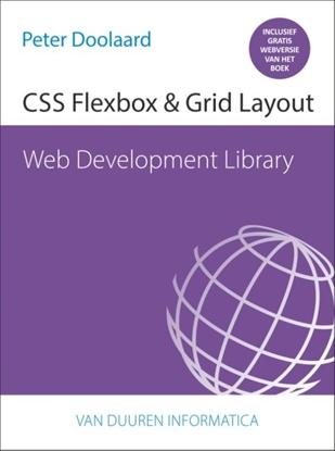 Afbeeldingen van Web Development Library CSS Flexbox en grid-layout