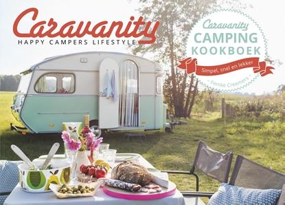 Afbeeldingen van Caravanity camping kookboek