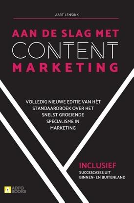 Afbeeldingen van Aan de slag met content marketing
