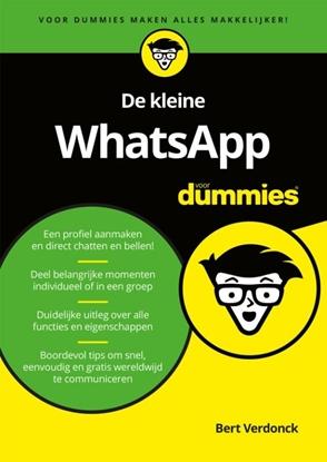 Afbeeldingen van De kleine WhatsApp voor dummies