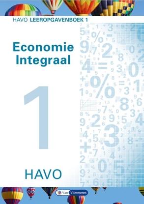 Afbeeldingen van Economie integraal havo Leeropgavenboek 1