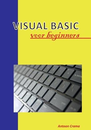 Afbeeldingen van Visual Basics voor beginners