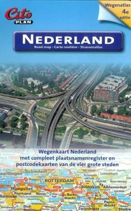 Afbeeldingen van Citoplan atlas Nederland