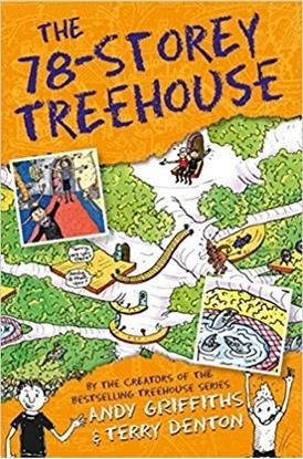 Afbeeldingen van 78-Storey Treehouse