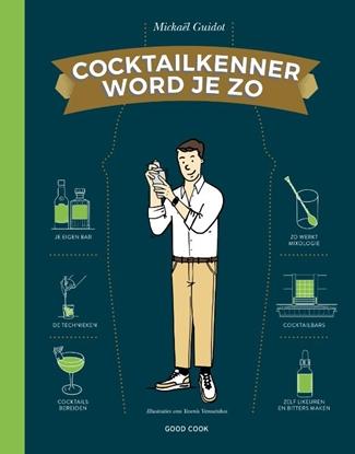 Afbeeldingen van Cocktailkenner word je zo