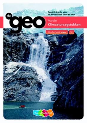 Afbeeldingen van De Geo Aarde Klimaatvraagstukken Studieboek vwo