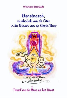 Afbeeldingen van Benetnasch, de ster in de staart van de Grote Beer