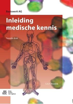 Afbeeldingen van Basiswerk AG Inleiding medische kennis