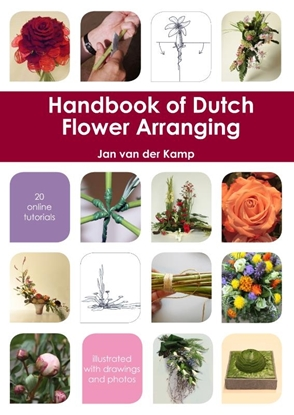 Afbeeldingen van Handbook of Dutch flower arranging