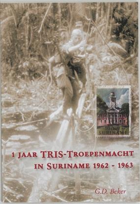 Afbeeldingen van 1 jaar TRIS Troepenmacht in Suriname