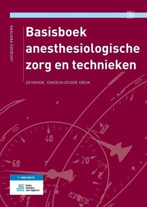 Afbeeldingen van Basisboek anesthesiologische zorg en technieken