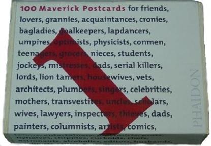 Afbeeldingen van 100 Maverick Postcards