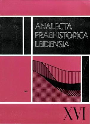 Afbeeldingen van Analecta Praehistorica Leidensia Holocene paleoenvironmental evolution of a perimarine fluviatile area Hazendonk paper I
