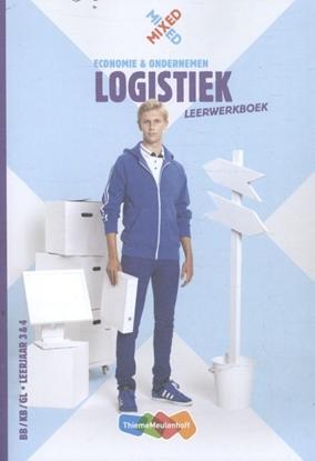 Afbeeldingen van Mixed Logistiek vmbo Leerwerkboek