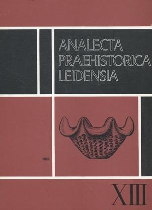 Afbeeldingen van Analecta Praehistorica Leidensia Analecta praehistorica Leidensia XIII