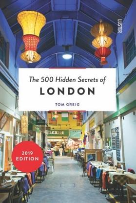 Afbeeldingen van The 500 Hidden Secrets The 500 hidden secrets of London