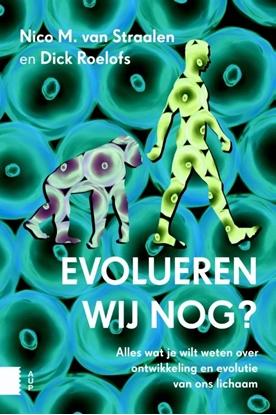 Afbeeldingen van Evolueren wij nog?