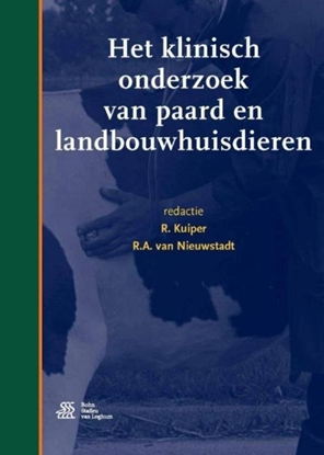 Afbeeldingen van Het klinisch onderzoek van paard en landbouwhuisdieren