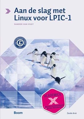 Afbeeldingen van Aan de slag met Linux voor LPIC-1