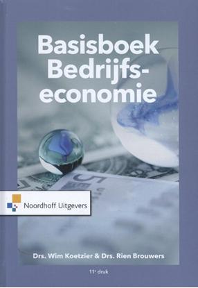 Afbeeldingen van Basisboek Bedrijfseconomie
