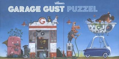 Afbeeldingen van Garage Gust puzzel