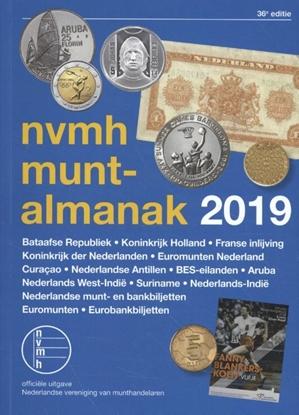 Afbeeldingen van NVMH Muntalmanak 2019