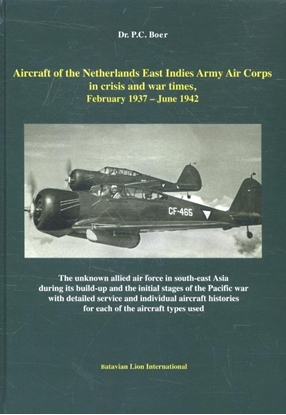 Afbeeldingen van Aircraft of the Netherlands East Indies Army Aircraft in crisis and war times february 1937 - June 1942