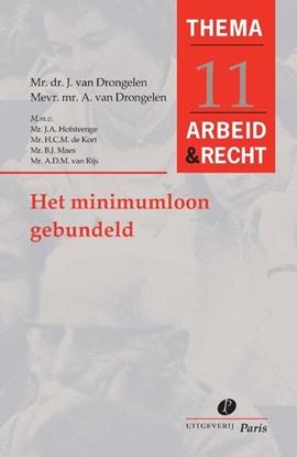 Afbeeldingen van Arbeid&Recht Thema's Het minimumloon gebundeld