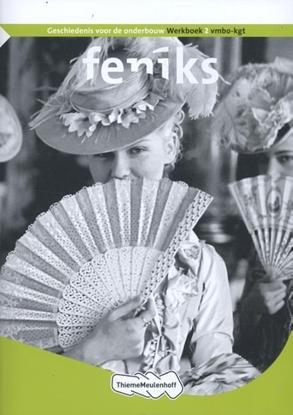 Afbeeldingen van Feniks werkboek vmbo-kgt