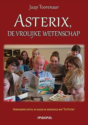 Afbeeldingen van Asterix, de vrolijke wetenschap