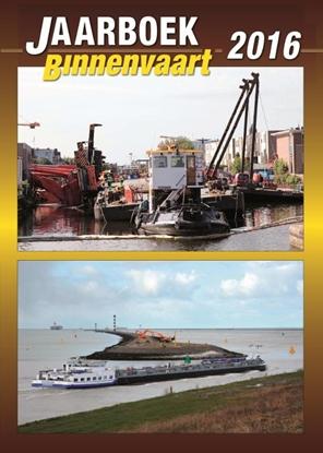 Afbeeldingen van Jaarboek binnenvaart 2016