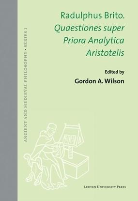 Afbeeldingen van Ancient and Medieval Philosophy - Series 1 Radulphus Brito