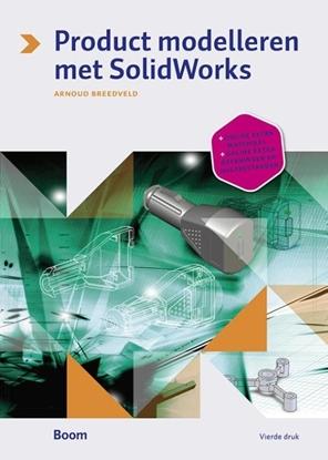 Afbeeldingen van Product modelleren met SolidWorks