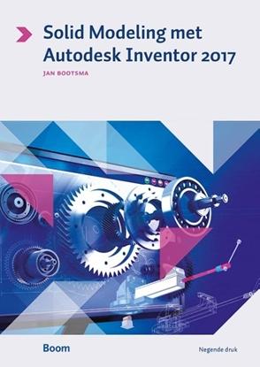 Afbeeldingen van Solid Modeling met Autodesk Inventor 2017 2017