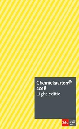 Afbeeldingen van Chemiekaarten Light 2018