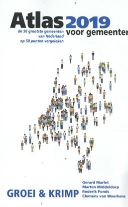 Afbeeldingen van Atlas voor gemeenten Atlas voor gemeenten 2019