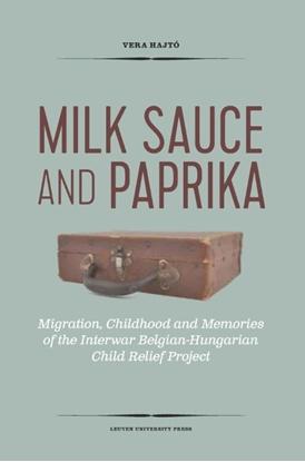 Afbeeldingen van Milk Sauce and Paprika