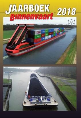 Afbeeldingen van Jaarboek Binnenvaart 2018
